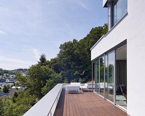 Moderne terrassengestaltung  Moderne Terrasse Ideen, Design & Bilder | Houzz