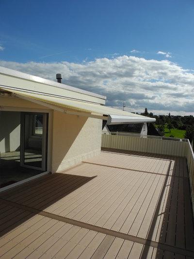 Balkon by Freiraumgestalter