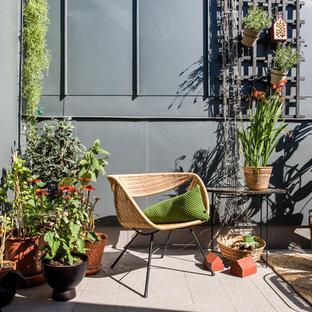Idéer för mellanstora funkis balkonger