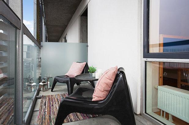 Skandinavisch Balkon by Busy Bees ApS