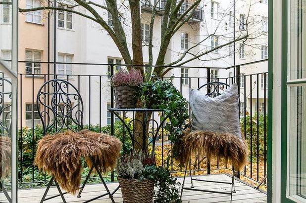 Классический Балкон и лоджия by DREAMHOUSE decorations