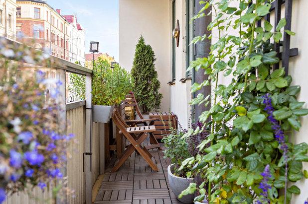 10 luftige tipps einen schmalen balkon einzurichten. Black Bedroom Furniture Sets. Home Design Ideas