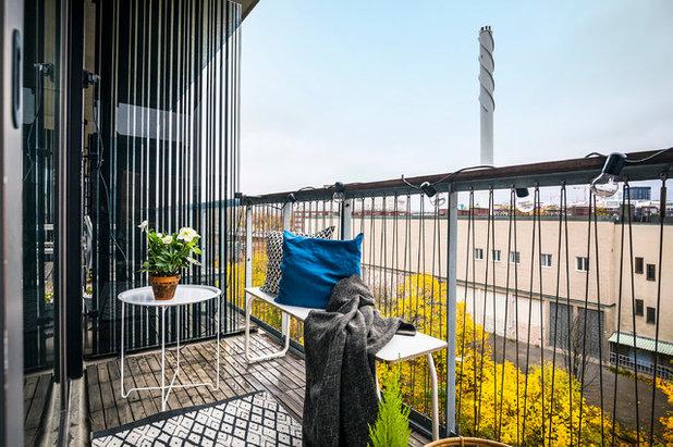 Современный Балкон и лоджия by Stylingbolaget