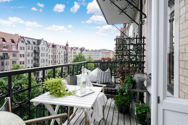 Scandinavian Balcony by Bjurfors Göteborg