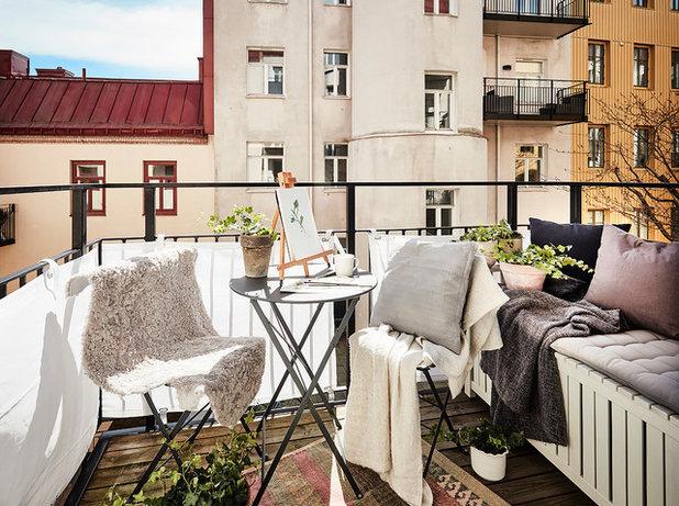 Skandinavisk Altan by Entrance Fastighetsmäkleri