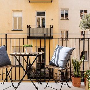 Ljuvlig balkong - 1-2 sovrum - Optimal planlösning