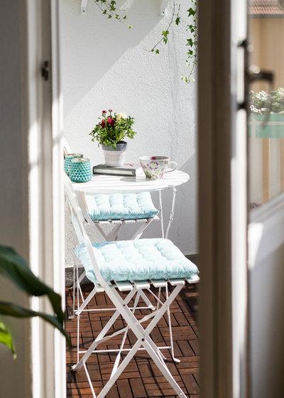 Skandinavisch Balkon by Anton Tiilikainen
