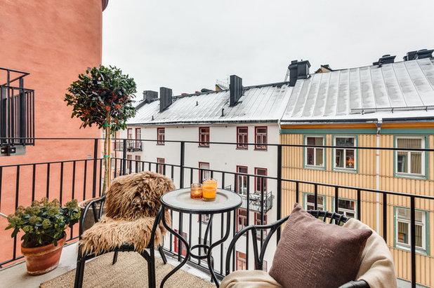 Скандинавский Балкон и лоджия by Henrik Nero