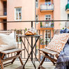5 Ways to Live Large on a Small Balcony