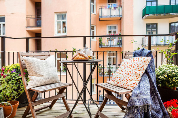 Scandinavian Balcony by af Segerstad Interiör