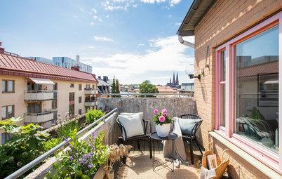 Kleine Fluchten: 30 herrliche Balkone