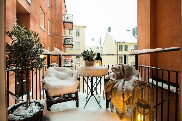 Skandinavisch Balkon by Fotograf Philip McCann
