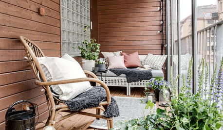 Show Us Your Great Patio, Balcony or Courtyard