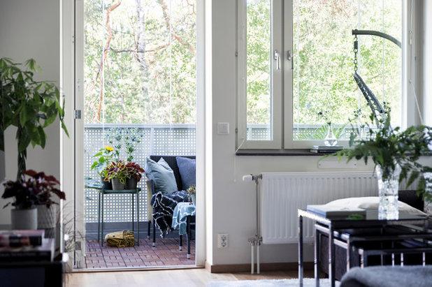 Современный Балкон и лоджия by Jenny André Designing