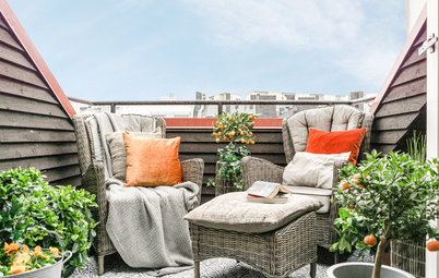 Set Up Your Balcony for Year-Round Comfort