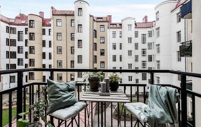 Фотоохота: 24 балкона, где приятно устроиться с кофе