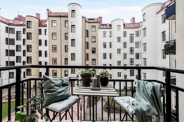 Скандинавский Балкон и лоджия by Bjurfors Gteborg