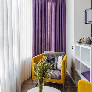 Удачное сочетание для дизайна помещения: маленький балкон и лоджия в современном стиле - самое интересное для вас