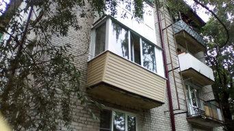 """Балкон """"с выносом"""""""