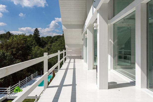 Современный Балкон и лоджия by Ольга Шангина | Photography
