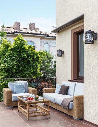 Современный Балкон и лоджия by Balykov Studio