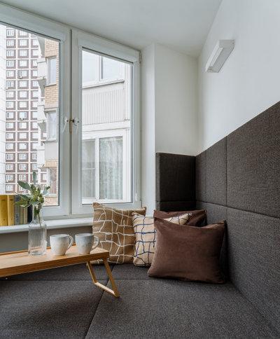 Современный Балкон и лоджия by LevelHouse