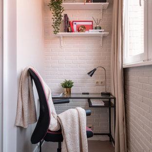 Идея дизайна: балкон и лоджия в современном стиле