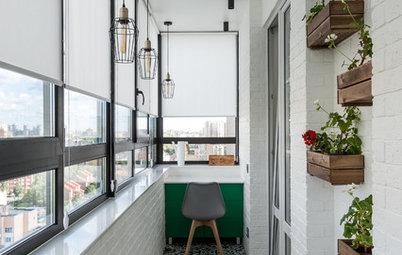 Visst kan du ha kakel ute – både i trädgården och på balkongen