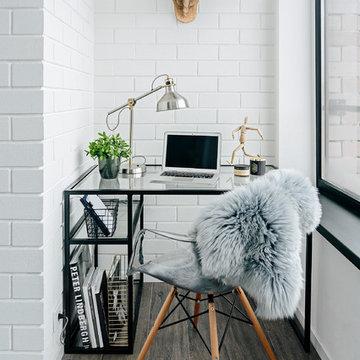 Квартира в стиле минимализм