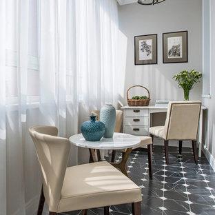 Неиссякаемый источник вдохновения для домашнего уюта: балкон и лоджия