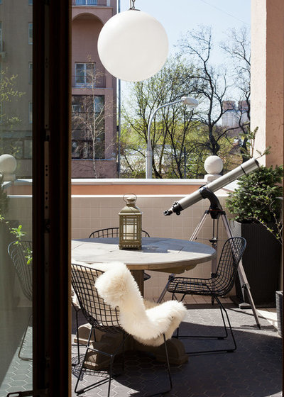 Scandinavian Balcony by Ирина Крашенинникова