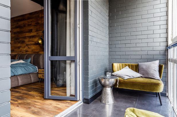 Современный Балкон и лоджия by Demina Ksenia