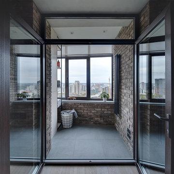 Лофт в интерьере квартиры