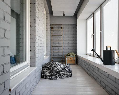 Foto e Idee per Terrazze e Balconi - terrazze e balconi industriali