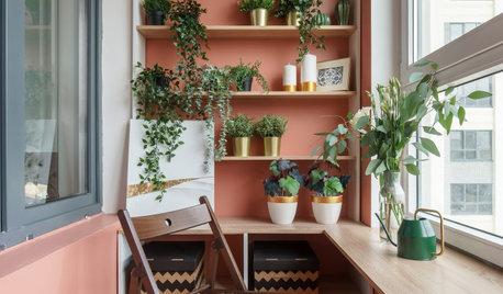Совет недели (3/52): Развернуть мебель на балконе