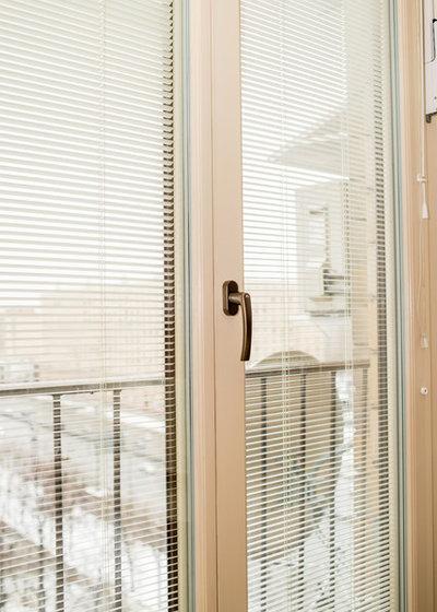 Классический Балкон и лоджия by Максим Тимофеев   VERDE art glassing