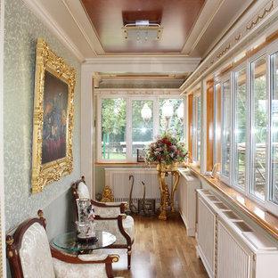 Новый формат декора квартиры: балкон и лоджия в викторианском стиле