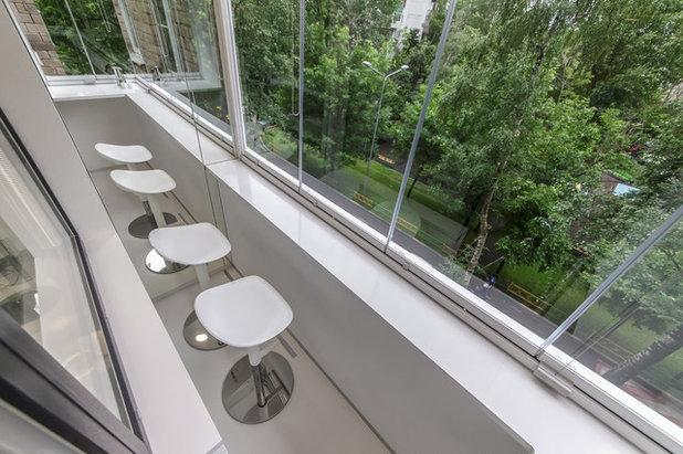 Балкон и лоджия by Михаил Новинский (MNdesign)