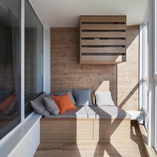 На фото: балконы и лоджии в современном стиле
