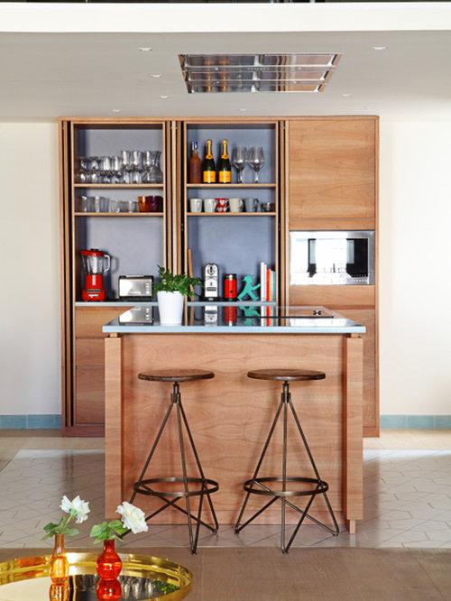 Fotos de bares en casa dise os de bares en casa for Bares madera modelos