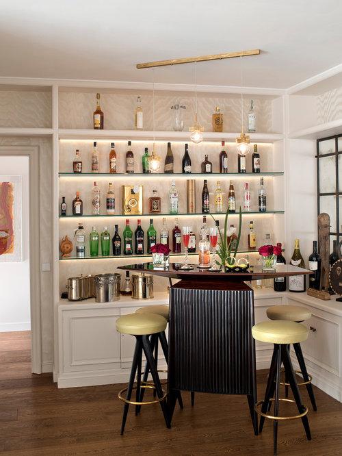 Fotos de bares en casa dise os de bares en casa cl sicos for Modelos de bares de madera
