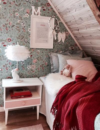 Skandinavisk Barnrum by Indoor design by M