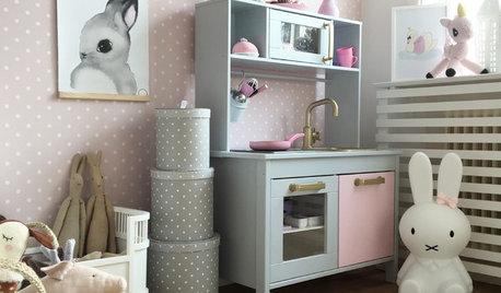 Für kleine Sterneköche: Die Ikea-Kinderküche pimpen