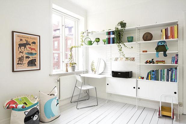 Skandinavisk Barnrum by Våningen & Villan Fastighetsförmedling