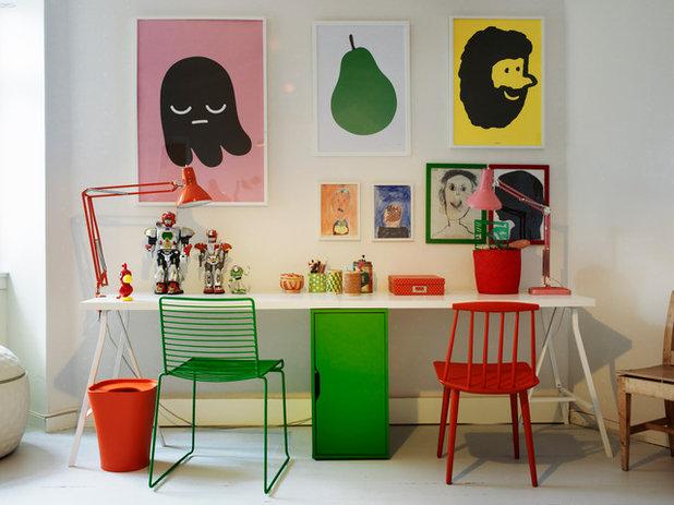Klassisch modern Kinderzimmer by Myrica Bergqvist Interior Stylist/Decorator