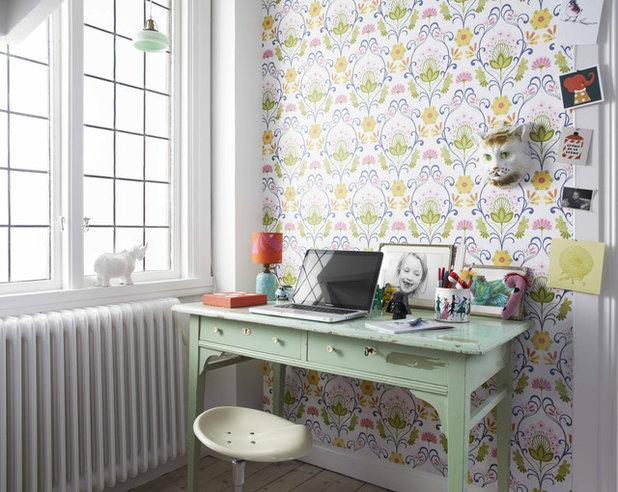 Minimalistisch Kinderzimmer by Engblad & Co