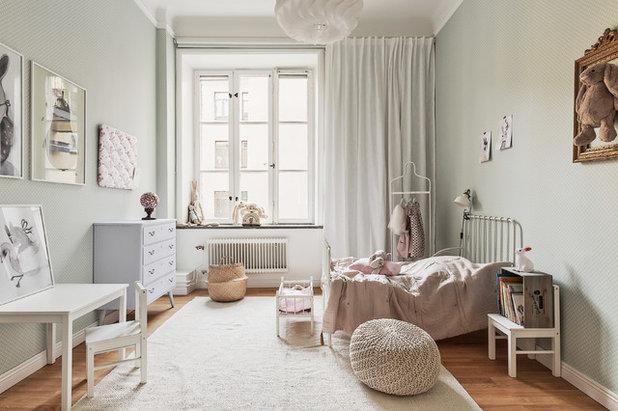 Skandinavisk Børneværelse by Kronfoto