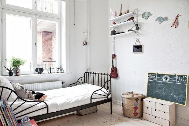 Skandinavisch Kinderzimmer by Bjurfors Skåne