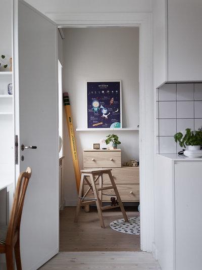 Skandinavisk Børneværelse by Historiska Hem