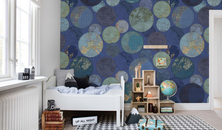 30 Times Classic Blue Made a Space